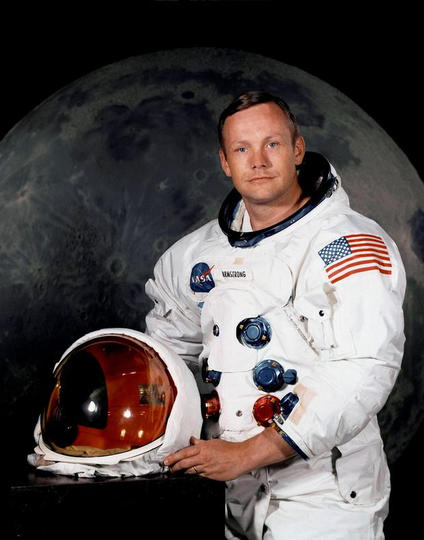 U.S. astronaut Neil A. Armstrong, commander of the Apollo 11 Lunar Landing mission, is pictured. Photo: REUTERS/NASA/Handout