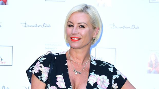 Denise van Outen has joined the cast of Neighbours (Ian West/PA)