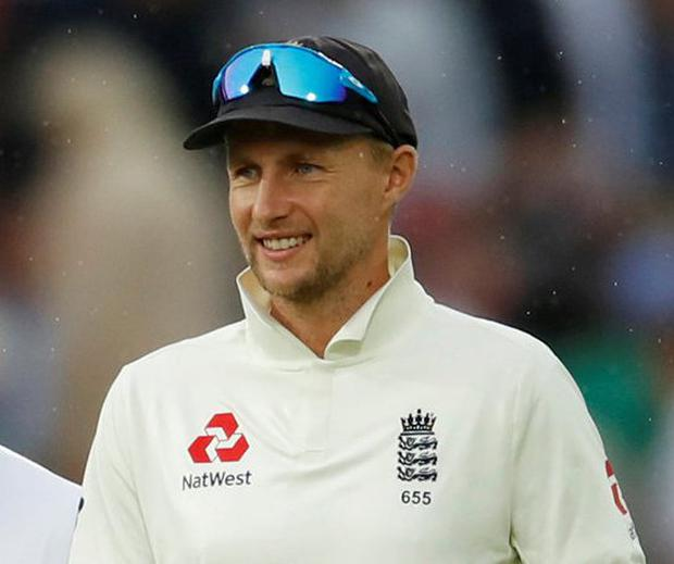 England's Joe Root. Photo: Andrew Boyers/Action Images via Reuters