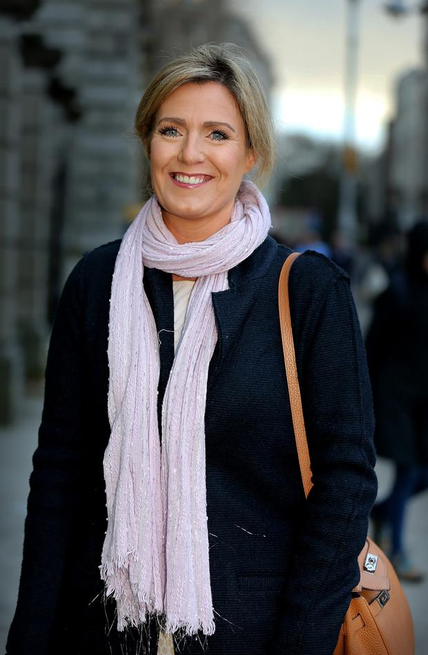 Decision to make: Dún Laoghaire TD Maria Bailey is under growing pressure. Picture: Tom Burke