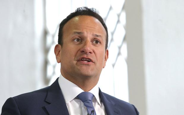 Leo Varadkar: 'We should all be afraid of a no-deal Brexit'