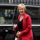UK Business Secretary Andrea Leadsom (Aaron Chown/PA)