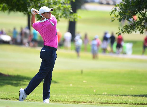 McIlroy has committed to joining Tiger Woods in Japan's first PGA Tour tournament this October. Photo: Christopher Hanewinckel - USA Today Sports
