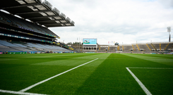 Despite early-season fears over football attendances, the All-Ireland championships are set to beat last year's total. Photo: Sportsfile