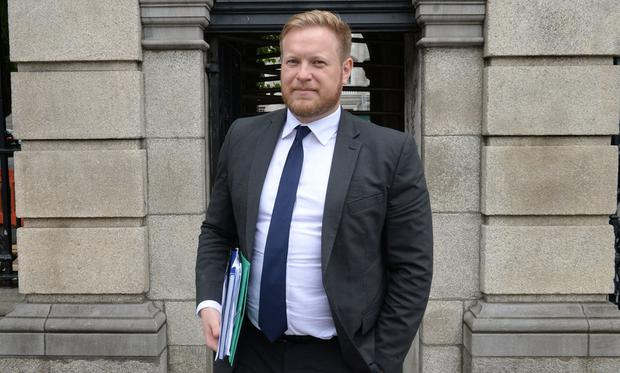 Power: Brian Lee said Tusla did not have the ability to shut down crèches. Photo: Gareth Chaney, Collins