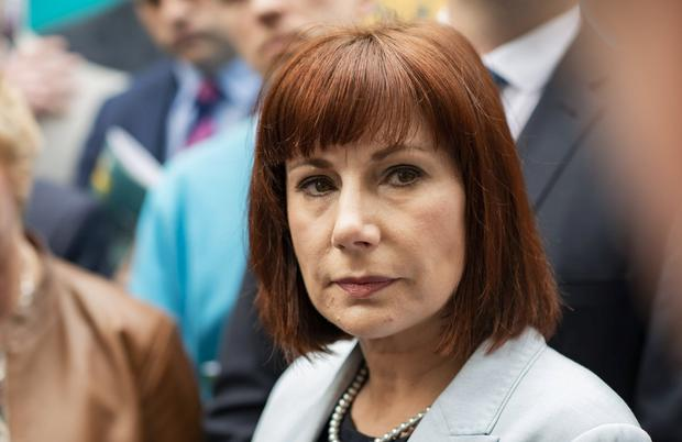 Denial: Culture Minister Josepha Madigan's spokesman said she had not approved the letter. Photo: Doug O'Connor
