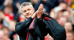 Kevin Kilbane believes Ole Gunnar Solskjaer may be the next victim of Manchester United's failed transfer policy. Photo: Martin Rickett/PA Wire.