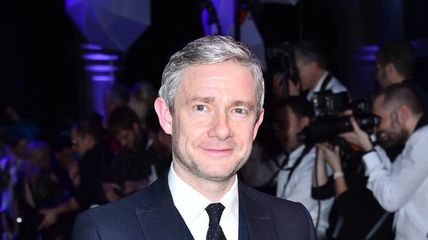 Martin Freeman stars in A Confession (Matt Crossick/PA)
