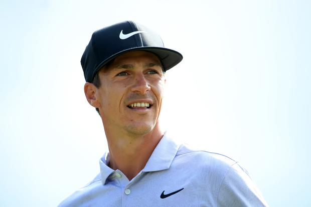 Danish golfer Thorbjorn Olesen pictured during the Open at Royal Portrush Golf Club. Photo: Andrew Redington/Getty Images