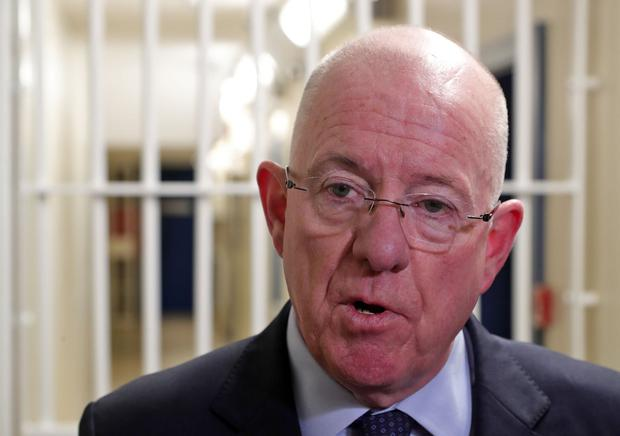 Charlie Flanagan will unveil the proposals today. Picture: Collins