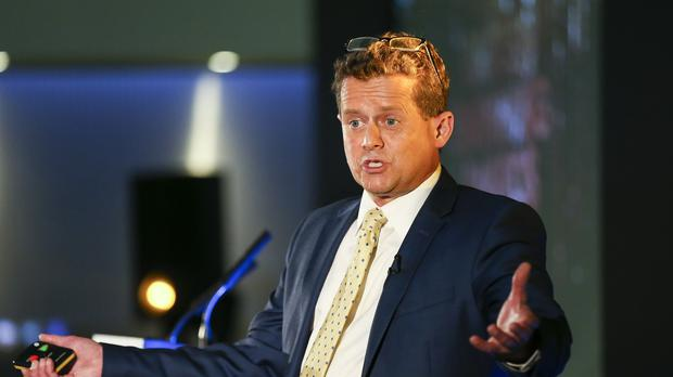 BBC sports presenter Mike Bushell is ready to tackle Strictly (Barrington Coombs/PA)