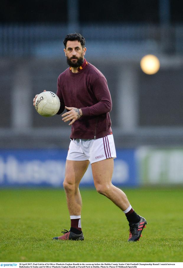 Paul Galvin is the new Wexford manager