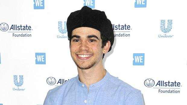 Cameron Boyce died suddenly from epilepsy (Richard Shotwell/AP)