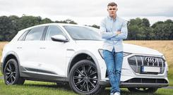 Ireland centre, and Audi ambassador, Garry Ringrose is facing into a crucial time as the squad prepares for the World Cup, starting with Saturday's clash with Italy