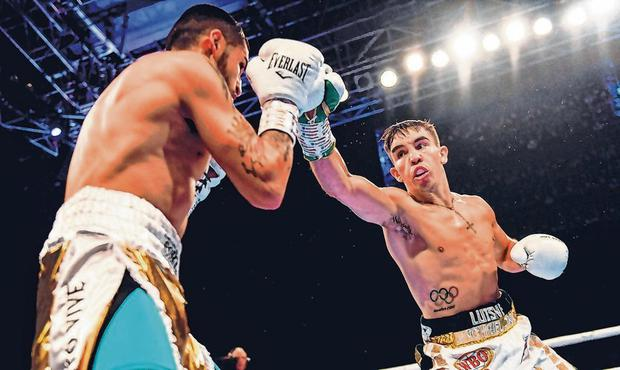Belfast boy Conlan notches home town victory