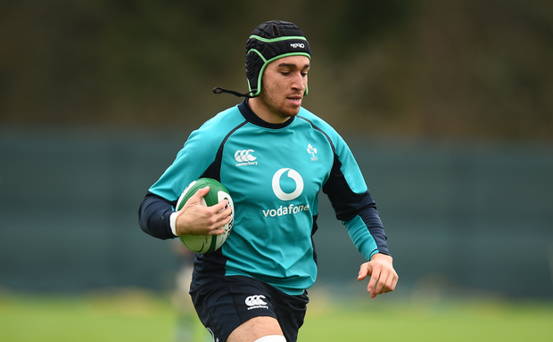Rugby Ultan Dillane is one of two players released back to provincial duty. Photo by David Fitzgerald/Sportsfile