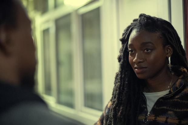 Dave and Little Simz star in moody first look at Netflix's Top Boy