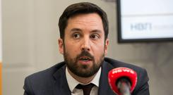 Minister Eoghan Murphy. Photo: Gareth Chaney, Collins