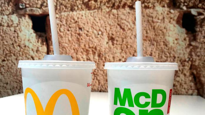 McDonald's new paper straws can't be recycled - report - Independent ie