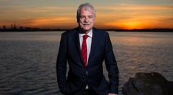 Ready to do a deal: Super Junior Minister Finian McGrath says he will work with 'whoever delivers the most' on his priorities. Photo: Mark Condren