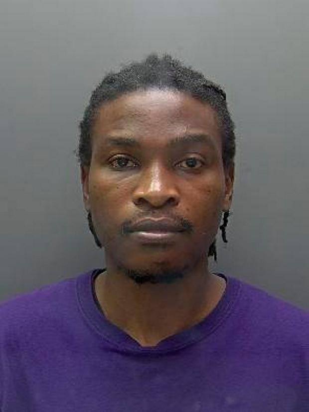 Shohfah-El Israel, whose birth name is Ajibola Shogbamimu, has been convicted of the murder of Joy Morgan Photo credit: Hertfordshire Police/PA Wire