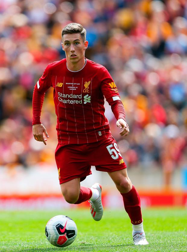 Liverpool's Harry Wilson has gone on loan to Bournemouth
