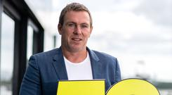 Richard Dunne will be a key part of Premier Sports' broadcasting team for the 2019/20 Premier League season. Photo: INPHO/Bryan Keane