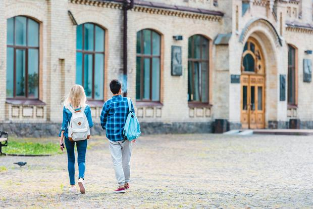Universities see the provision of on-campus accommodation as both a necessary service to students and a revenue stream, at a time when Government funding per student is half what it was 10 years ago, and are borrowing to do it. Stock photo