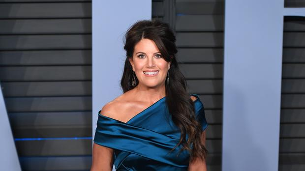 Monica Lewinsky will serve as a producer on a TV series exploring her affair with Bill Clinton (PA Wire)