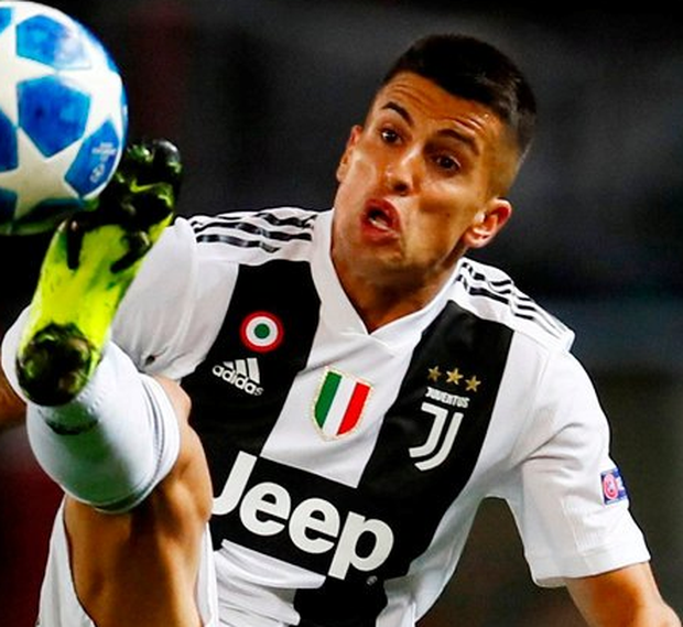 Joao Cancelo has joined Manchester City. Photo: Jason Cairnduff/Action Images via Reuters