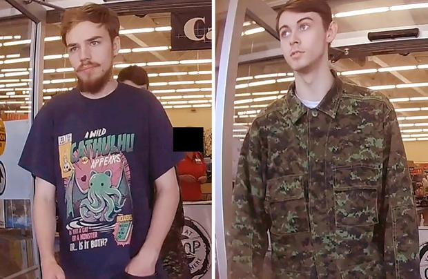 Wanted: Kam McLeod (19) and Bryer Schmegelsky (18) were suspects in three killings. Photo: RCMP Handout via Reuters