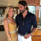Ben Foden and new wife Jackie Belanoff Smith. Picture: Instagram