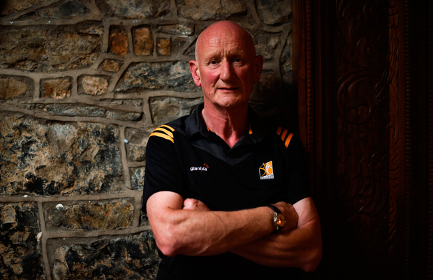 Kilkenny manager Brian Cody poses for a portrait following a press conference ahead of the GAA Hurling All-Ireland Championship Final at Langton House Hotel in Kilkenny. Photo by Sam Barnes/Sportsfile