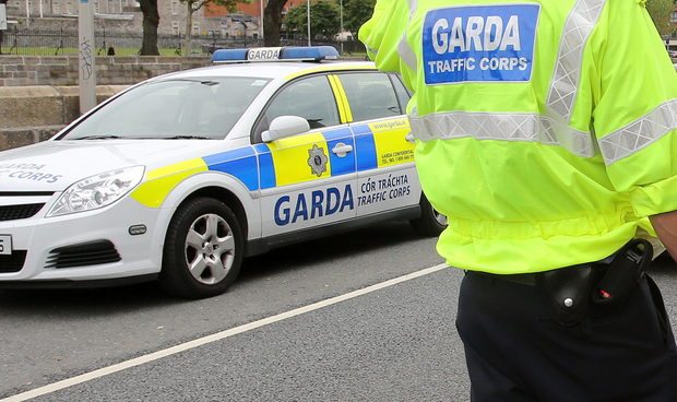 Gardai have urged drivers to slow down after an increase in the number of road deaths in the first six months of 2019. Stock picture