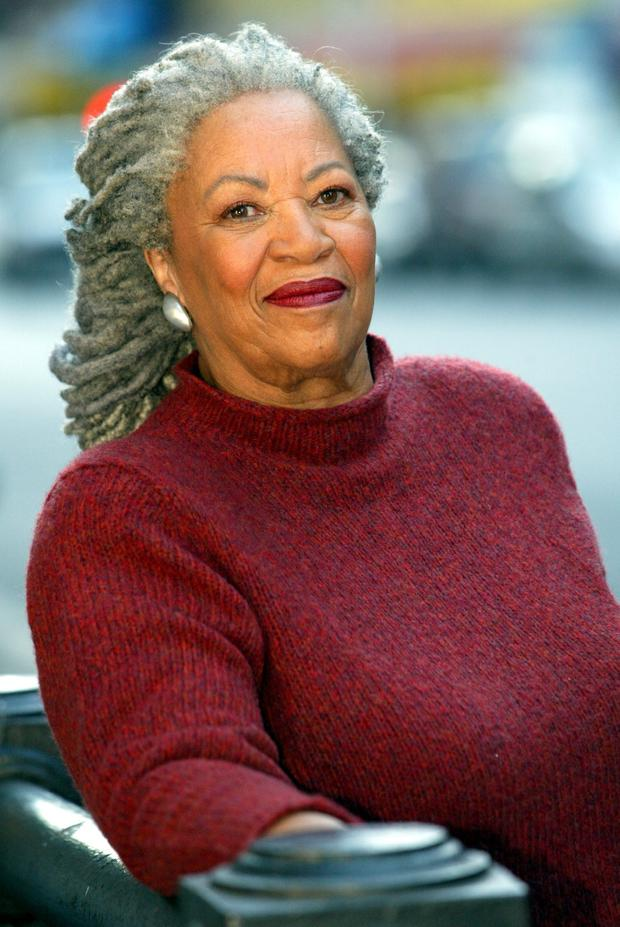 COMPASSION: Toni Morrison said there was more to her than the racial tensions in her work. Picture: Newsday/Getty