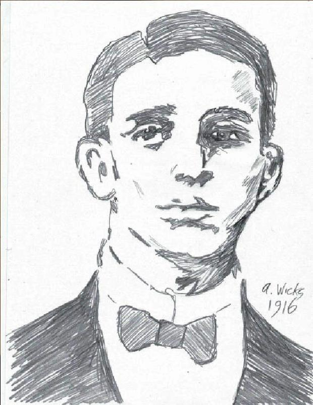 Arthur Wicks was killed after an explosion at the GPO