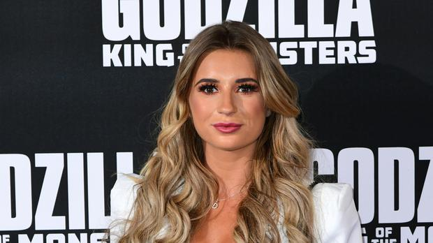 Dani Dyer is hoping for a proposal (Ian West/PA)