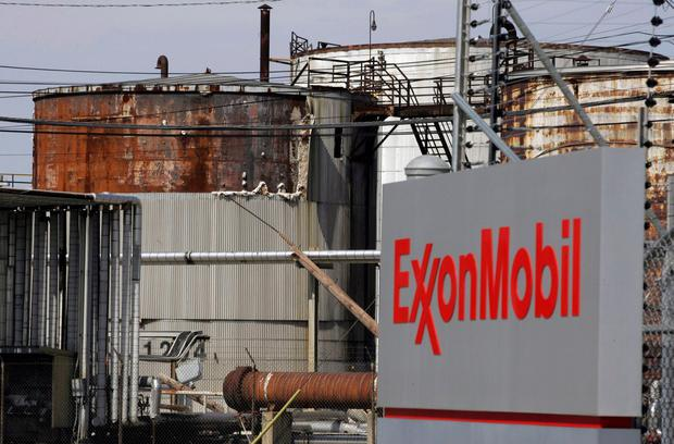 Exxon, unlike some of its rivals, is slow to recognise that climate change policies could curb the upward trajectory of oil consumption. Photo: Jessica Rinaldi/Reuters