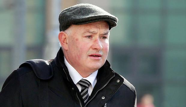 Murderer Patrick Quirke. Photo: Steve Humphreys