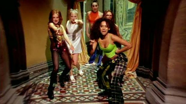 The Spice Girls and 'Wannabe' were number one across the UK and Ireland in August 1996