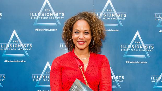 Angela Griffin (Jeff Spicer/PA)