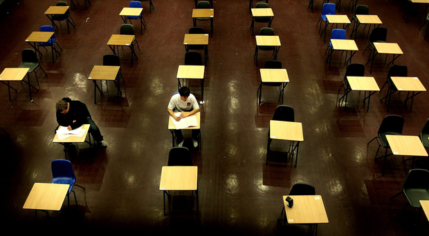 It costs €40 to seek a recheck of a Leaving Cert subject