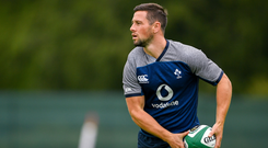 John Cooney was cut from Ireland's World Cup squad. Photo by Ramsey Cardy/Sportsfile