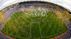 There will be a ticket scramble for the All Ireland final in Croke Park