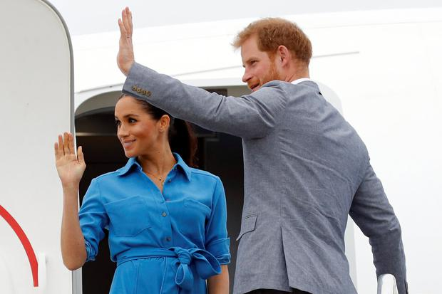 Meghan Markle reportedly vacationed in Ibiza for her 38th birthday