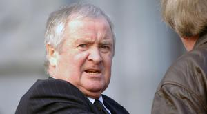 Mossie Keane, father of Roy Keane, has passed away