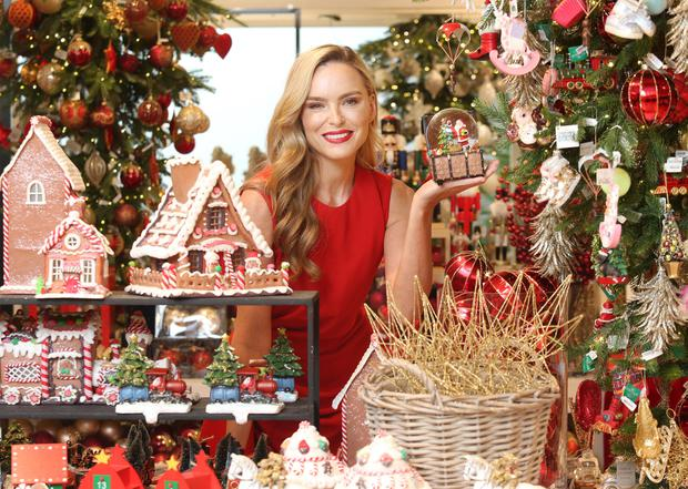 Brown Thomas unveiled its Christmas Shop today, Thursday 15th August. Picture:Leon Farrell/Photocall Ireland