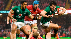 World Cup: Fans will be able to watch all of Ireland's games in Japan. Photo: Sportsfile