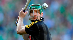 Murphy's Law: Eoin Murphy in action during Kilkenny's semifinal victory over Limerick. Photo: Sportsfile