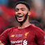 Central role: Joe Gomez is looking to cement a spot alongside Virgil van Dijk at the heart of the Liverpool defence. Photo: Getty Images